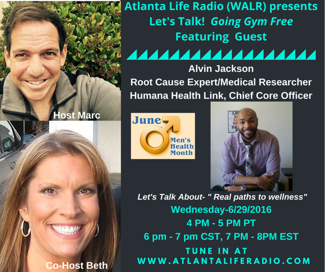 Atlanta Life Radio - Let's Talk! Marc Prescott